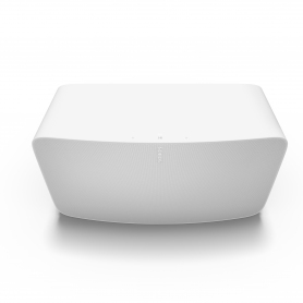 SONOS FIVE white wireless speaker