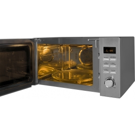 Beko MCF25210X Combination Microwave Oven - 25L 900W