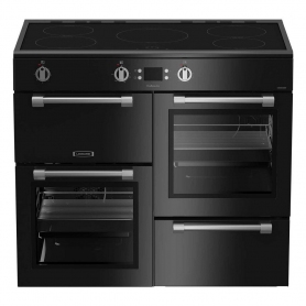LEISURE 'Cookmaster' 100cm Induction range cooker