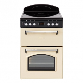 Range style 60cm electric cooker - Cream