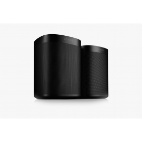 SONOS ONE BUNDLE BLACK